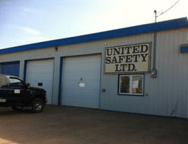 United Safety Fort Nelson Office
