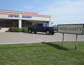 United Safety Fort St John Office