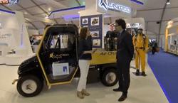 United Safety's Karim Sabet talks to Sky News Arabia at ADIPEC 2014 Video