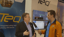 Interview with Tim Wallace on TeQ™ Shield Video