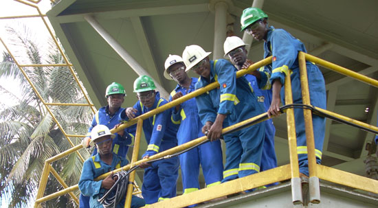United Safety Global Workforce