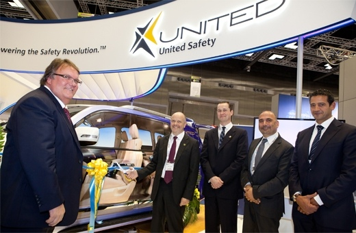 United Safety presents the Air Qruise™ Trooper at IPTC.