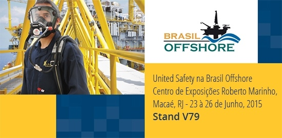 United-Safety at Brasil Offshore Oil & Gas Exhibition and Conference