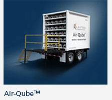 Air-Qube™ a breathing air delivery system