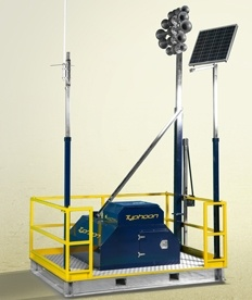 Typhoon™ - Proprietary remote community alarm system
