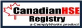 Canadian EH&S Registry