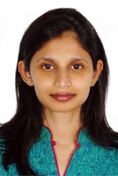 Siddharthanni Lobo  <Br/>Marketing Communications Manager  <Br/>Dubai, UAE