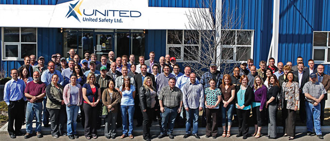 United Safety Over 25 years