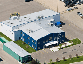 United Safety Airdrie office