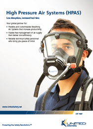 Download A4 Size High Pressure Air Systems (HPAS) Brochure