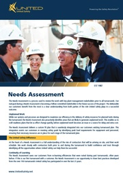 Needs Assessment Flyer