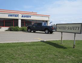 United Safety Fort St John Office
