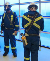 Supplied Air Breathing Apparatus (SABA)