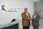 United Safety CEO receives Leadership Excellence award