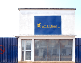 United Safety Congo Office