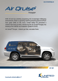 Air Qruise™ Trooper Brochure