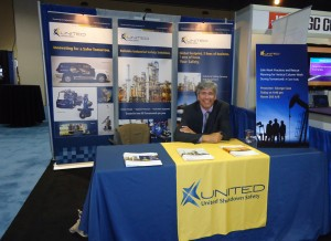 2014 SPE HSE Conference United Safety Booth 317