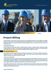 Project Billing Flyer