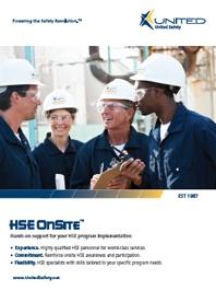HSE OnSite™ Brochure