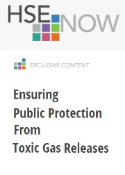 Ensuring Public Protection from Toxic Gas Releases – HSE Now