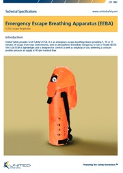 Emergency Escape Breathing Apparatus (EEBA)