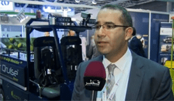 Qatar TV interviews Sameh Schoeib at MEHSE Video