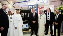 United Safety at ADIPEC 2014 Highlights Video