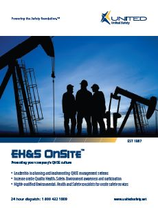 EH&S OnSite™ Brochure for Canada