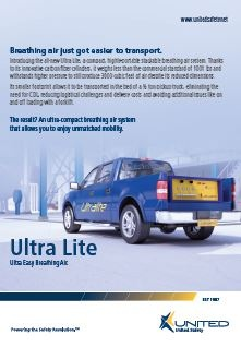Ultra Lite flyer