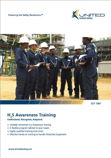 H2S Awareness brochure for Africa