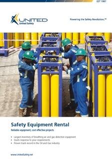 Equipment Rental Flyer for Africa