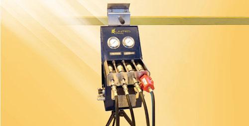 Air II™ Flow - breathing air regulator system