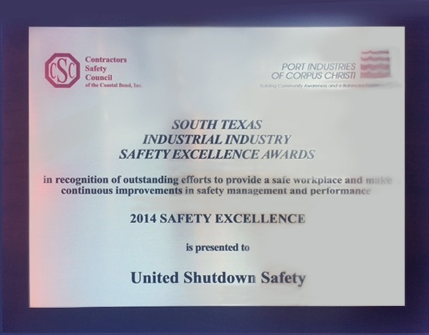 Awards and recognition united safety canada below are just a sample of the numerous awards and accolades we have received from our clients yadclub Choice Image
