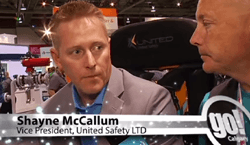 Shaw TV interviews Shayne McCallum at GPS 2015 Video