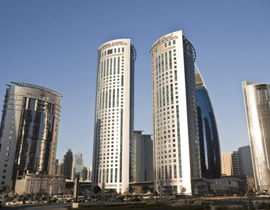 United Safety Office in Alfardan Office Tower