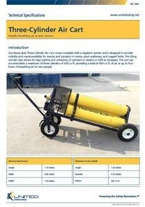 Three-Cylinder Air Cart