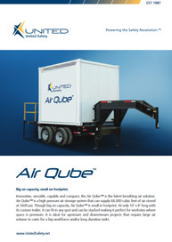Air Qube™ Flyer