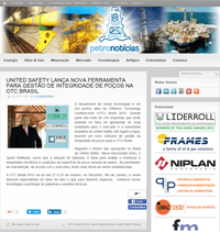 United Safety Launches new tool for well integrity management at OTC Brazil