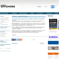United Safety Presents innovative well integrity software - Macaé Offshore