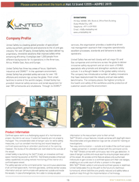 United Safety at ADIPEC 2015