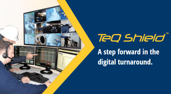 digital confined space monitoring system innovation TeQ Shield